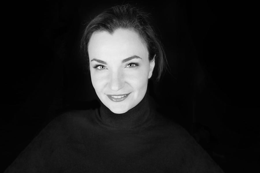 Natali Zakashanska, Creative Director at Galagan Branding Agency, Ukraine